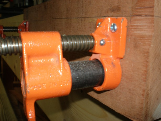 Pipe Clamps For Woodworking Wooden Pdf Kids Wood Project